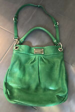 Marc by Marc Jacobs Classic Q Hillier Hobo Bag Kelly Green  $398