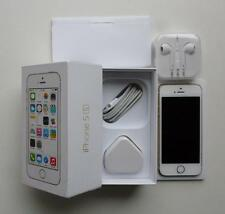 Apple Iphone 5s Dorado Champagne, 32GB (Desbloqueado) En Caja Original (usado).