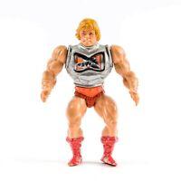 Vintage 1983 Battle Armor He-Man Mattel MOTU