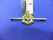 vtg badge royal army medical corps sweetheart ww2 kings home front military