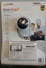 Samsung Wisenet SNH-V6431BN SmartCam 1080p Full HD Wi-Fi Indoor IP Camera Opened