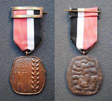 Medalla del INI categoria bronce