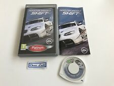 Need For Speed Shift - Platinum - Sony PSP - PAL FR - Avec Notice