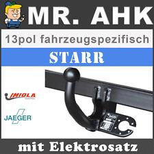 VW Sharan 7M 00-10 AHK Anhängerkupplung starr 13pol spe. E-Satz