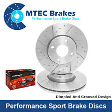 Mazda RX8 Manual FE-13B 07/03-12/10 Performance Rear Brake Discs and Pads