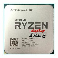 AMD Ryzen 5 1600 R5 1600 3.2 GHz Six-Core Twelve Thread 65W CPU Processor YD1600