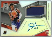 2018-19 DEANDRE AYTON Panini Spectra Rookie Jersey Auto #119 RC SP /299 Suns