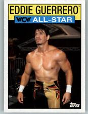 2016 WWE Heritage NWO/WCW All Star #29 Eddie Guerrero