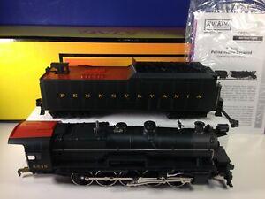 MTH RailKing O Scale PENNSYLVANIA 2-10-0 DECAPOD STEAM ENGINE Proto 2 30-1176-1