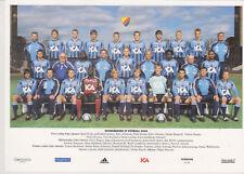 Postcard / Teampicture Djurgardens IF 2005