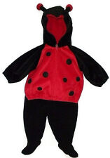 First Moments LADYBUG Halloween Costume-Sz 6-9 Months