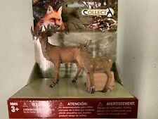 Collecta 88469 Red Deer Stag And Calf Animal Figures Box Set