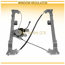 1pc Rear Right Power Window Regulator w/ Motor Fit 04-08 Mark LT/F150 Crew Cab