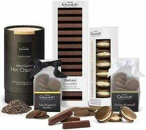 Hotel Chocolat: The Caramel Collection