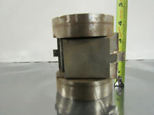 "Industrial Router Bit 1-1/4"" Spindle Shaft Bore 3-1/2"" Dia Chip On Carbide Tip"