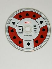 WPT : World Poker Tour  - Disc 1 - DVD Disc Only - Replacement Disc