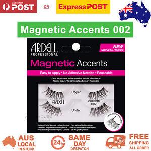 Ardell Magnetic Lashes 002 Black Fake False Eyelash Eye Extension