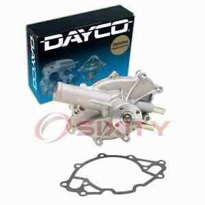 Dayco Engine Water Pump for 1986-1993 Ford Mustang 5.0L V8 Coolant dk