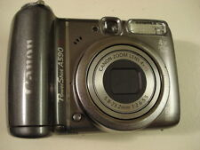 Very Nice Canon PowerShot A590 IS Digital Camera