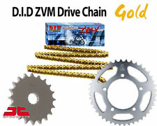 Triumph T509 Speed Triple 97-98 DID GOLD X-Ring Chain and Sprocket Kit