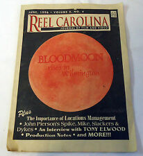 June 1996 REEL CAROLINA Journal of FILM & Video, vol. 2 no. 4 ~ Blood Moon Wilm