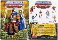 STROBO MOTU Masters of the Universe Classics Travelling Convention Exclusive NEU