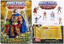 Strobo motu Masters of the Universe Classics HE MAN NUOVO OVP #abverkauf RAR