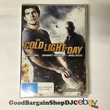 The Cold Light Of Day (DVD, 2012) *Region 4* *New & Sealed*