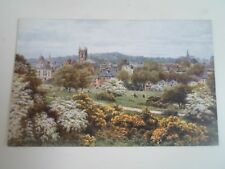 A R QUINTON Postcard 1415 Tunbridge Wells From The Common - Unposted -  §A2679