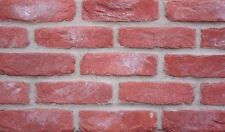 Brick slips Rustic Light - Fireplace brick wall cladding internal/external