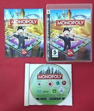 Monopoly - PS3 - PLAYSTATION 3 - USADO - BUEN ESTADO