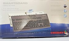 CHERRY KEYBOARD (SWISS.GERMAN), G83-6744 SMARTBOARD USB FOR BANKING,PIN