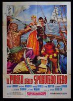 M140 Manifesto 2F Die Pirat Die Sperber Schwarz Lokos Bardot Aureli Bottin