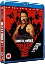 Delta Force 2 - The Colombiana Connessione Blu-Ray Nuovo Blu-Ray (101FILMS226BR)