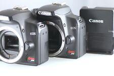 2X Canon EOS Digital Rebel XS / EOS 1000D 10.1MP Digital SLR Camera body