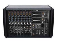 Mackie Ppm608 Powered Mixer PPM 608 1000w 8-ch Channel W/ Effects 1000 Watts