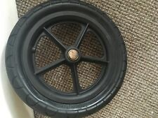 """BUGABOO LARGE FOAM FILLED REAR 12"""" BACK WHEEL TYRE. VERY GOOD CONDITION"""