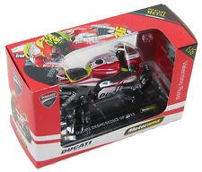 MOTORAMA 1:16 MOTO DIE CAST DUCATI DESMOSEDICI GP 11   V. ROSSI  ART 49816