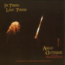 ARLO GUTHRIE - IN TIMES LIKE THESE  CD NEUF