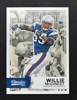 2016 Classics #195 Willie McGinest - NM-MT
