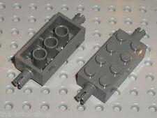 LEGO DkStone Bricks 2 x 4 with Pins 6249 / Set 6206 10131 7262 75105 7965 75086