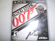 PS3 James Bond 007 Blood Stone by Activition - New/Sealed in Retail Package.