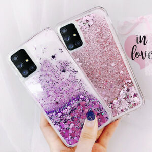 Quicksand Glitter Soft Case Cover For Samsung Galaxy A32 A52 A72 S21 Ultra S20FE