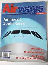 Airways Magazine Airlines Of South Korea October 2011 FAL 050717nonrh