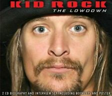 KID ROCK / THE LOWDOWN - INTERVIEW DISC * NEW 2CD'S 2008 * NEU *