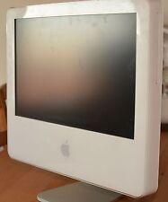 "Apple iMac G5 17"" All In One 1.6 Ghz 1gb Ram 500gb Hard Drive"