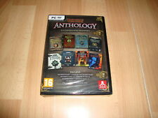 DUNGEONS&DRAGONS ANTHOLOGY LA COLECCION MAESTRA PARA PC NUEVO PRECINTADO