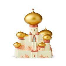 Enesco Disney Aladdin Sultan's Palace Cookie Jar with Lid 10.875 Inch