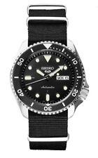 "Special Edition Seiko 5 Sports Dive Watch Automatic Nato Strap ""SKX007"" SRPD79"