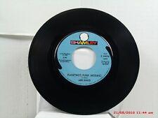 JAN DAVIS -(45)- INSTRU.  - FLAMENCO FUNK (MOSAIC) / HORNETS NEST  SHAMLEY- 1969